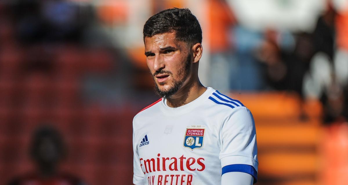 OL – Mercato : le PSG ne serait pas la destination rêvée pour Houssem Aouar