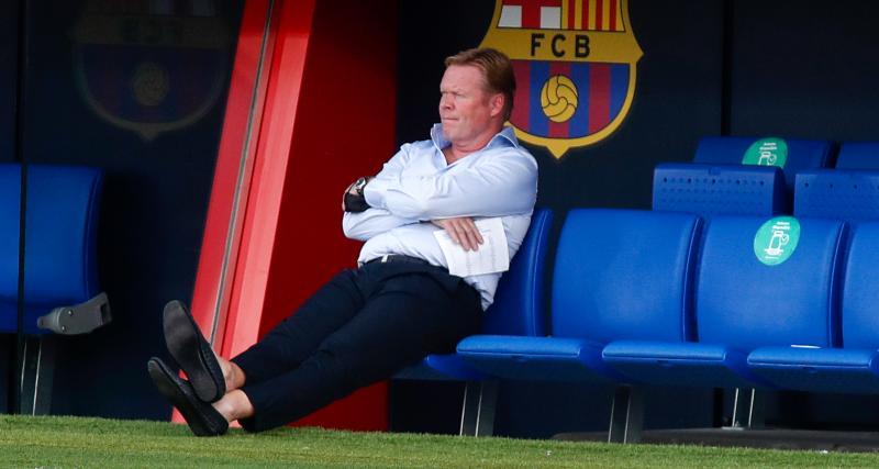 FC Barcelone – Mercato : Koeman fait un compliment inédit à Messi et règle la question Dembélé