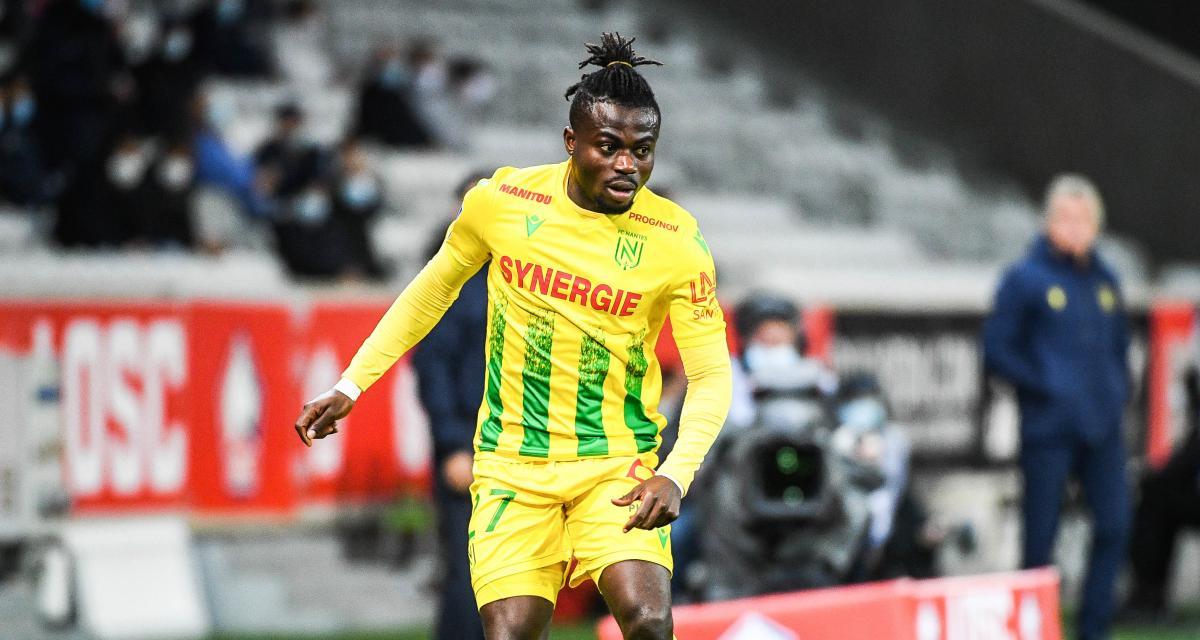 FC Nantes – Mercato : Simon Moses refroidi par une brouille avec la direction ?