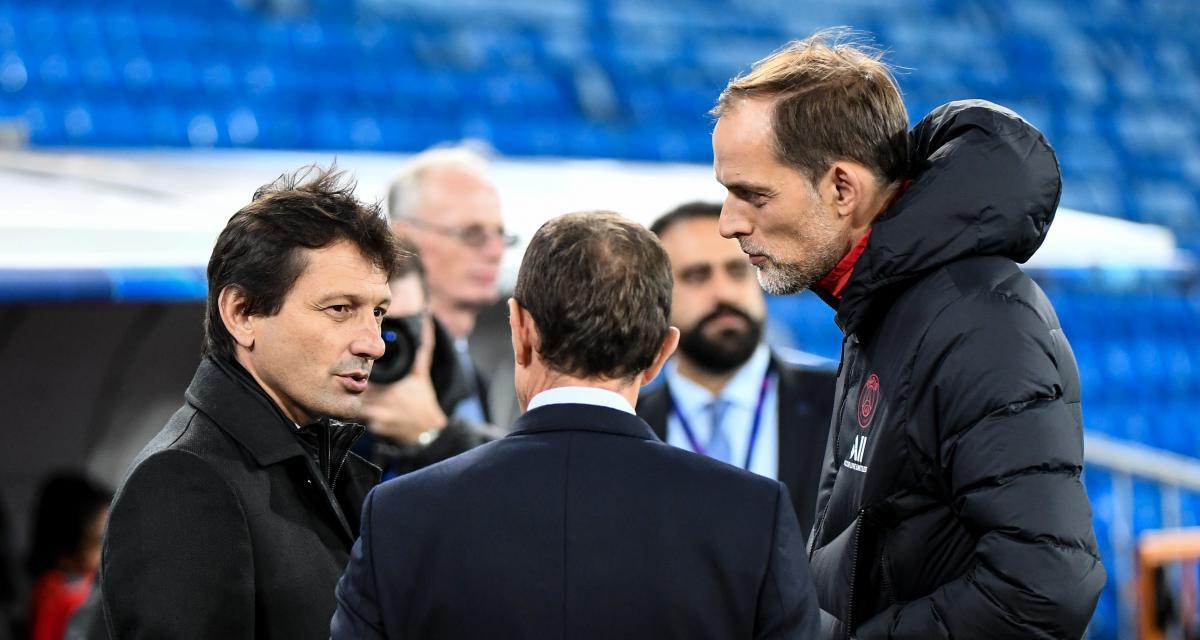 PSG – Mercato : les tensions Leonardo – Tuchel accentuées par Mourinho et Conte ?