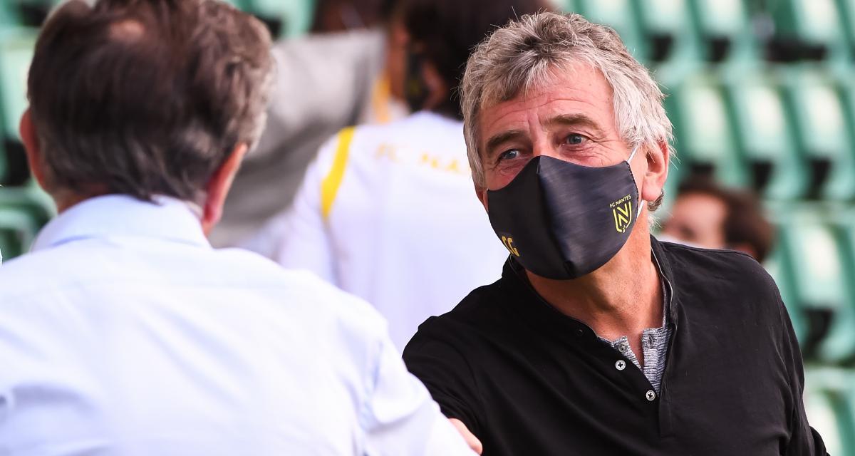 FC Nantes : Christian Gourcuff menacé en cas de défaite à Nice?