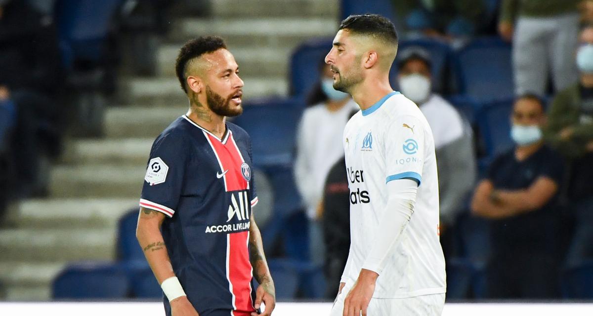 PSG – OM (0-1): Gonzalez a vécu un calvaire à cause de Neymar et a failli partir