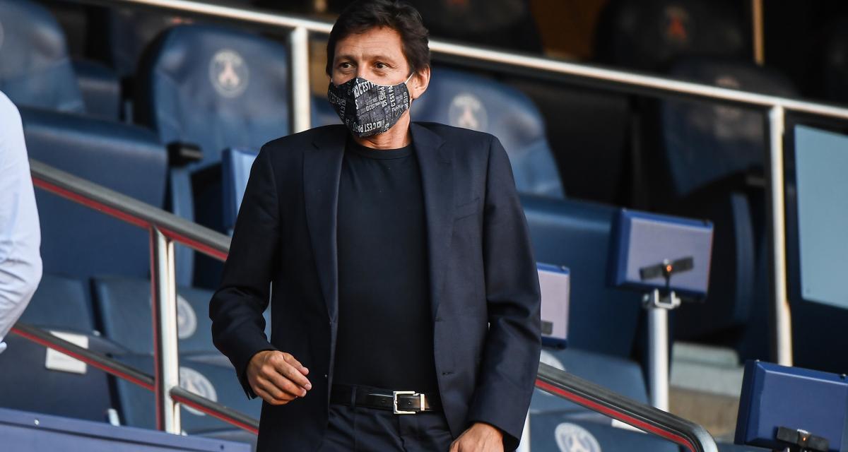 PSG : Leonardo recadre Tuchel et fait un gros point Mercato