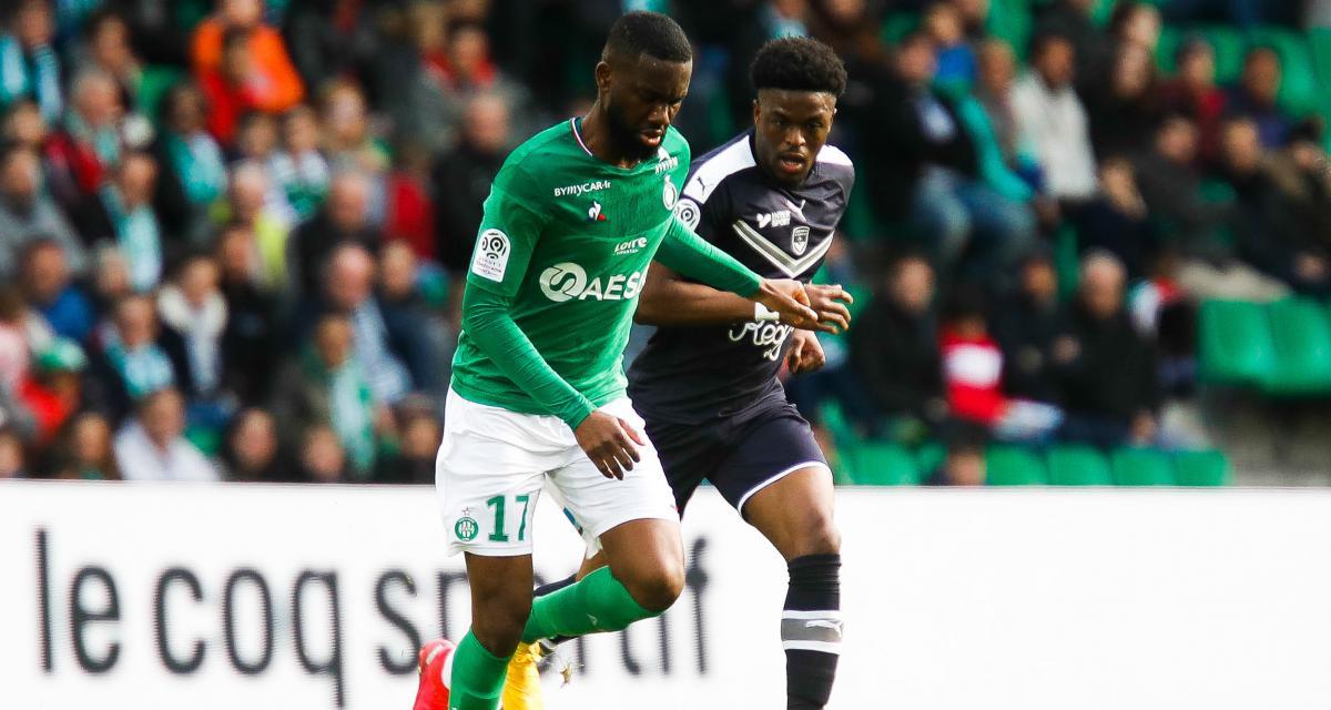RC Strasbourg - Mercato : Ahoulou explique son passage mitigé à l'ASSE