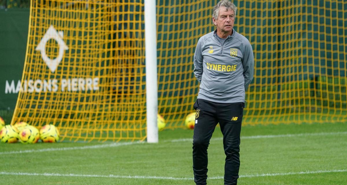FC Nantes : peu convaincant avec Kita, Gourcuff serait de plus en plus isolé au FCN