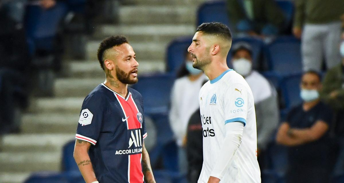 PSG - OM (0-1) : Sakai, Neymar, Gonzalez... de graves accusations tombent !