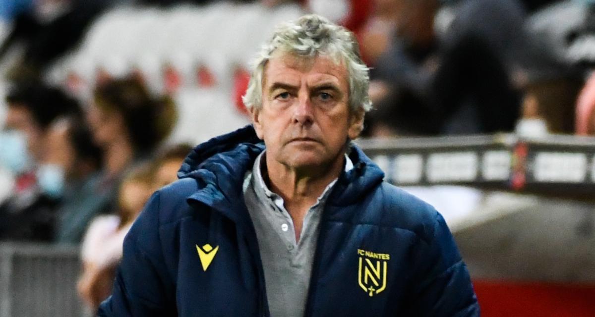 OGC Nice - FC Nantes (2-1) : 3 raisons d'être très inquiet pour Christian Gourcuff
