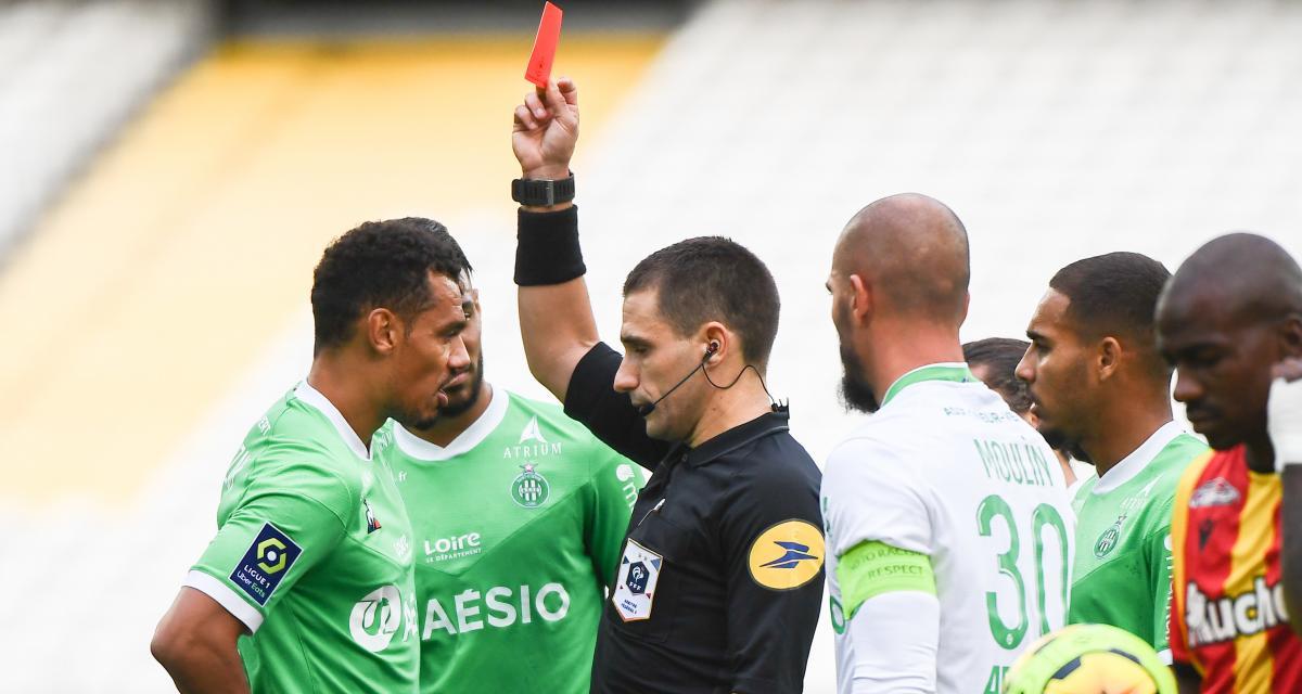 RC Lens – ASSE (2-0) : Les notes des Verts à Bollaert