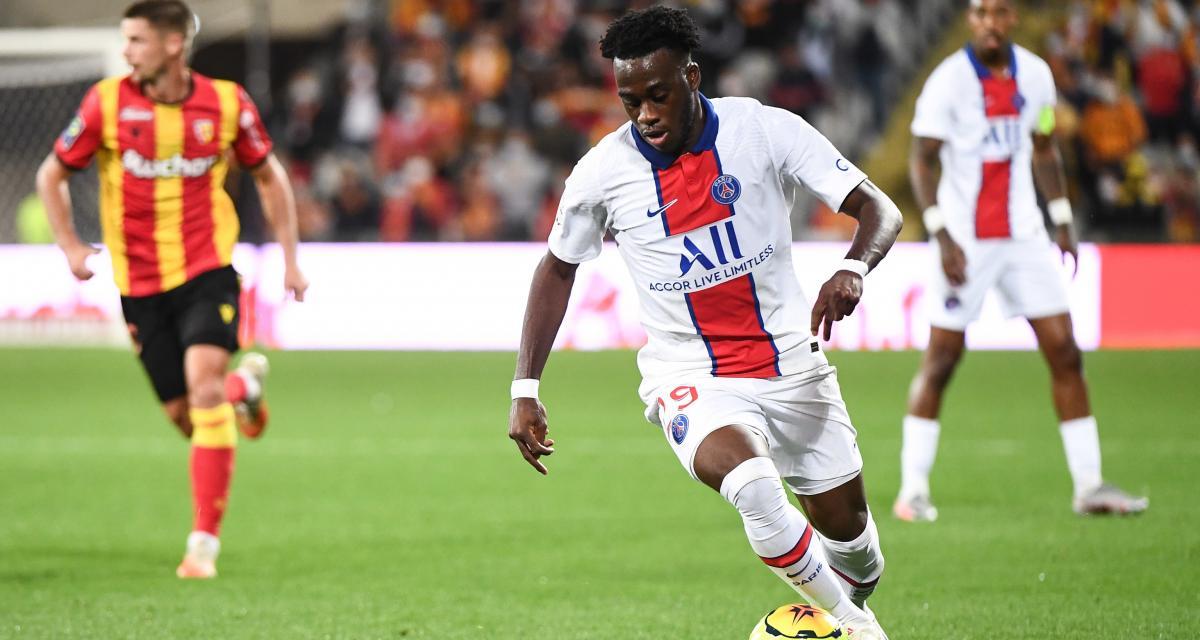 PSG - Mercato : Kalimuendo se rapproche du RC Lens