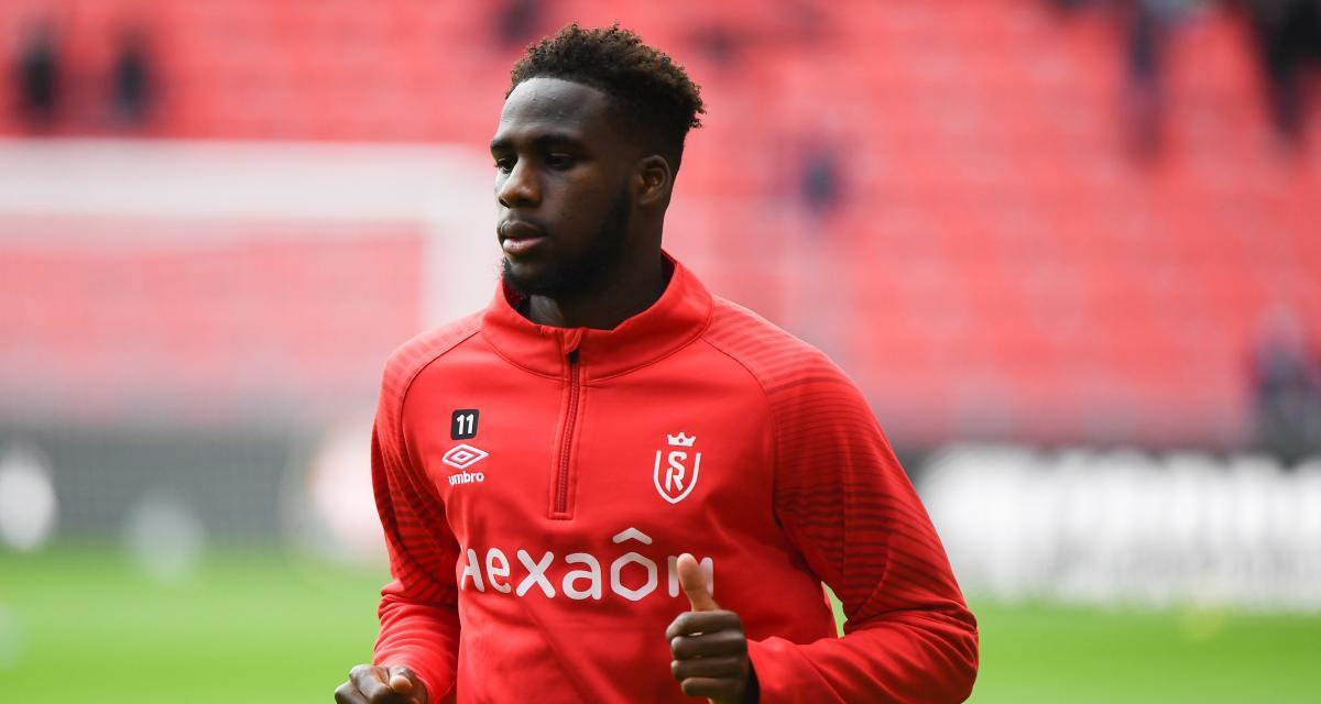 Stade de Reims - Mercato : Boulaye Dia ne bougera pas