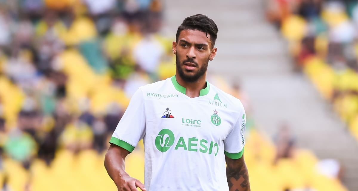 ASSE – Mercato : Les Verts attaqués sur Denis Bouanga, mais ils résistent !