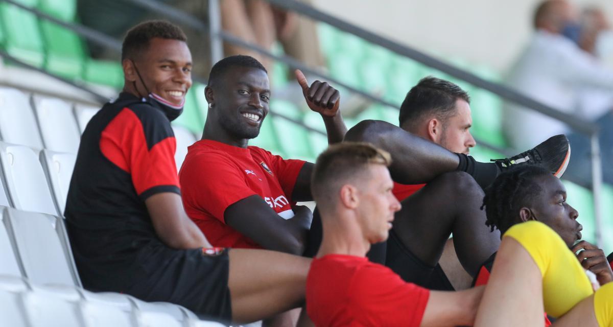 ASSE – Mercato: en plus de Saliba, les Verts tentent de se faire prêter Mbaye Niang (Stade Rennais!)