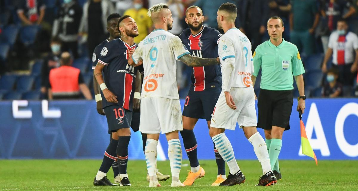 PSG - OM (0-1) : Gonzalez révèle enfin la teneur de ses échanges avec Neymar !