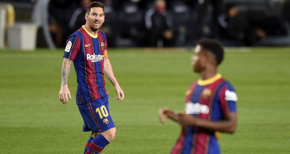 FC Barcelone : une première incompréhension émerge entre Messi et Koeman