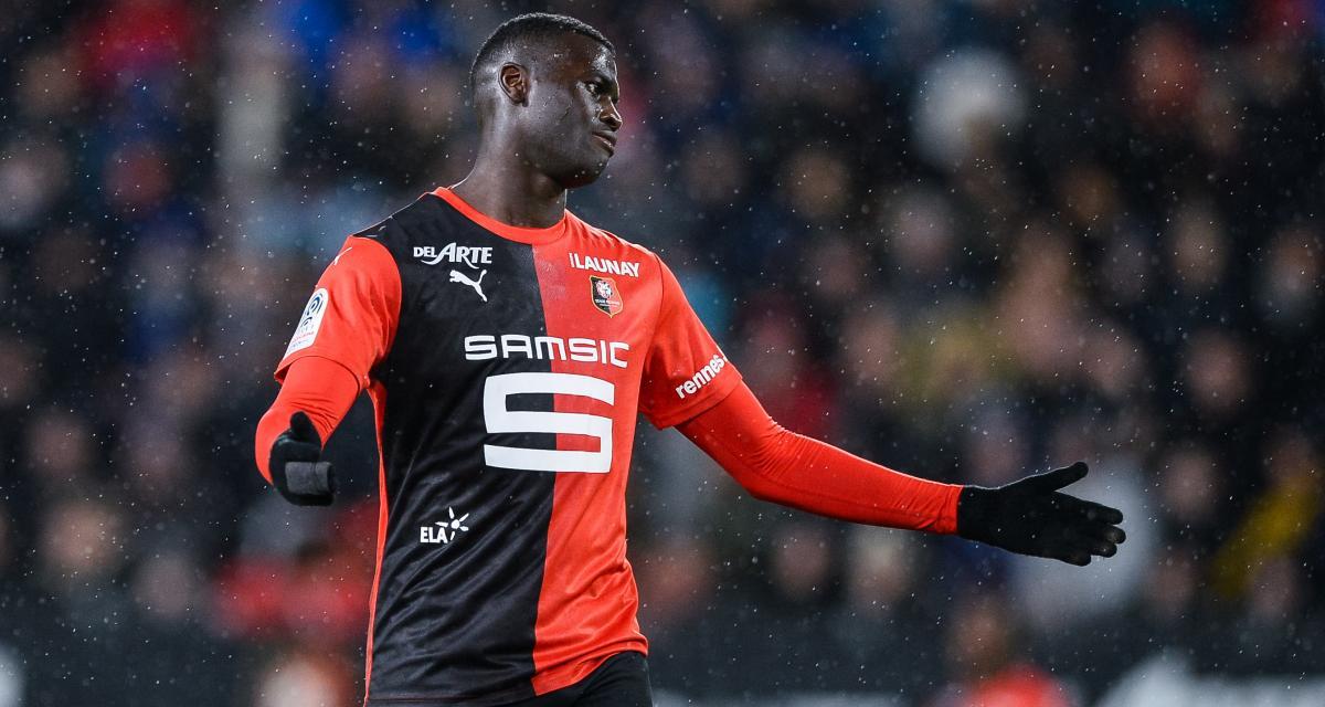 ASSE, Stade Rennais - Mercato : M'Baye Niang freine son arrivée chez les Verts !