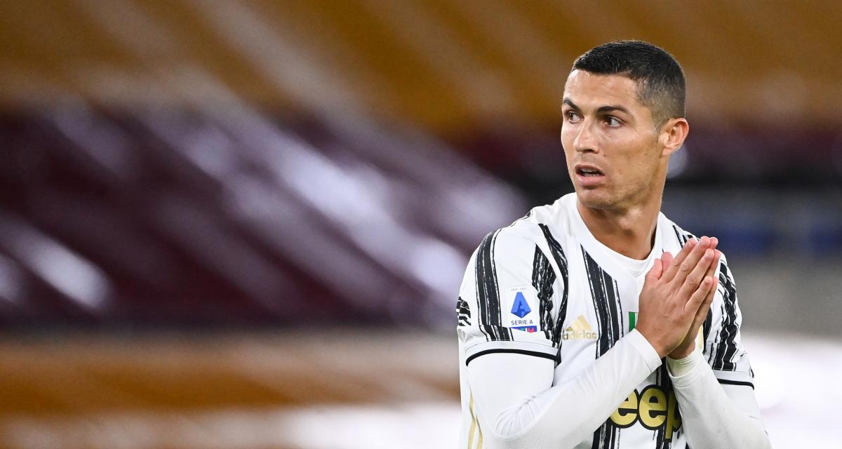 Juventus : Cristiano Ronaldo a scellé une paix inattendue