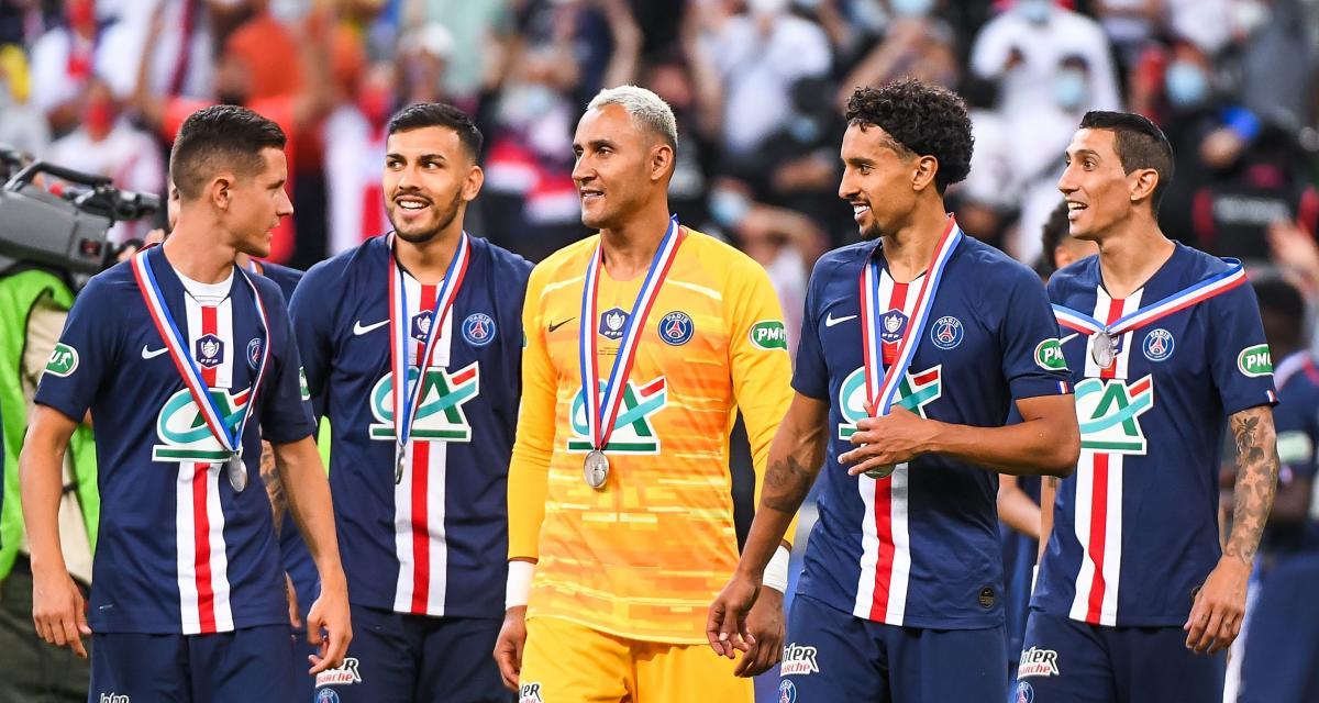 PSG - Mercato : l'une des stars du club annonce vouloir terminer sa carrière à Paris