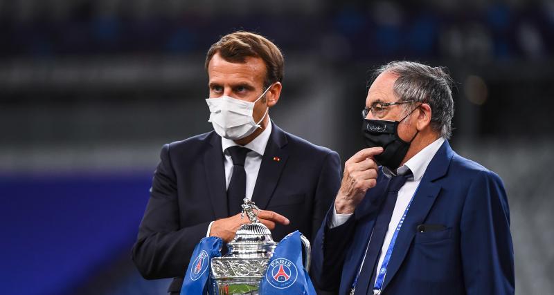 PSG, OM, OL, ASSE, FC Nantes, RC Lens: l'Etat ne comblera pas le crash Mediapro!