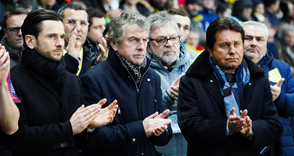 FC Nantes: les Canaris ne paniquent pas malgré le couac Mediapro