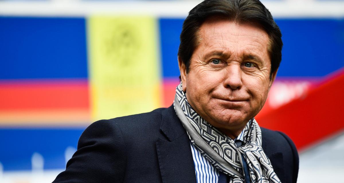 FC Nantes: Mercato, l'arbitrage, Gourcuff, la vente du club... Waldemar Kita se lâche!
