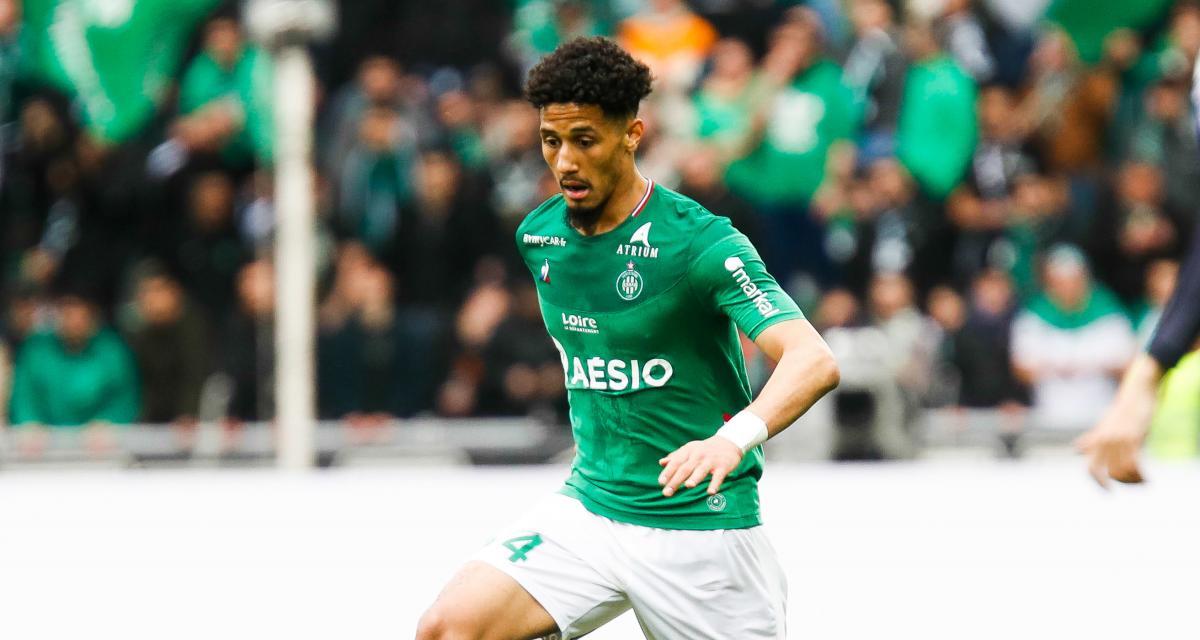 ASSE – Mercato : Saliba recasé avec une ancienne pépite du Stade Rennais ?