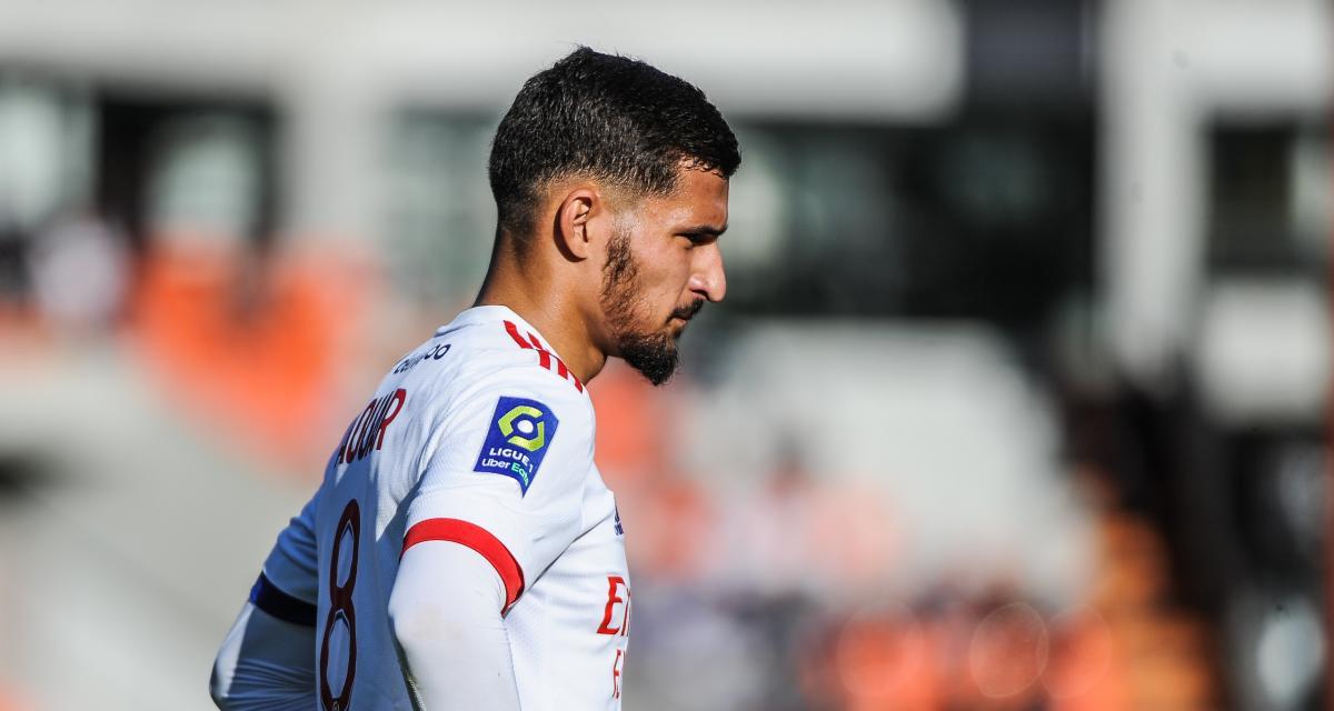 OL – Mercato : Aouar, une exigence folle de son entourage aurait plombé son transfert à Arsenal