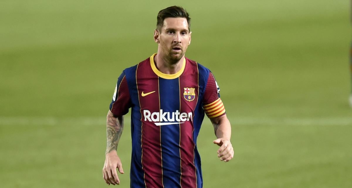 FC Barcelone – Mercato : un dirigeant de City relance déjà le dossier Lionel Messi