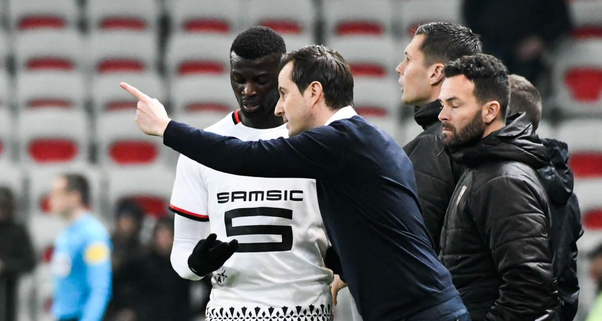 ASSE, Stade Rennais – Mercato: Stéphan a tenté un dernier coup pour détourner Niang des Verts!