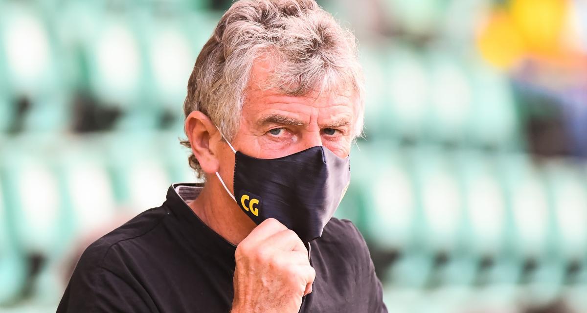 FC Nantes: un nouveau coup dur pour Christian Gourcuff?