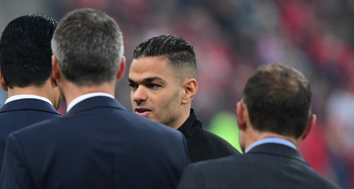 Girondins: Hatem Ben Arfa positif au Covid-19!