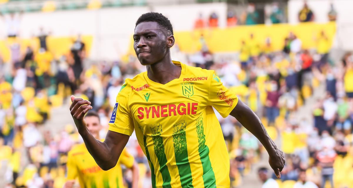 FC Nantes – Mercato: Randal Kolo Muani prochain dossier chaud de Waldemar Kita?