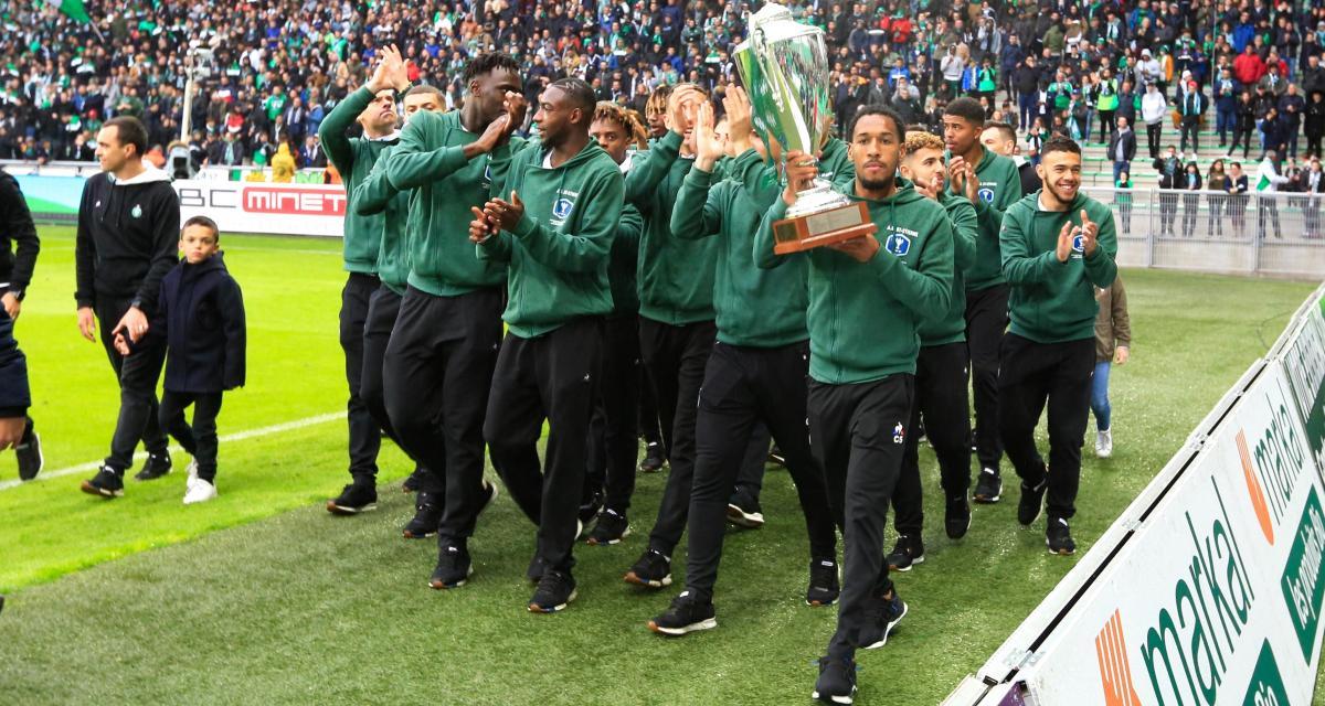 ASSE – Mercato : Les Verts peuvent vraiment remercier leur centre de formation !
