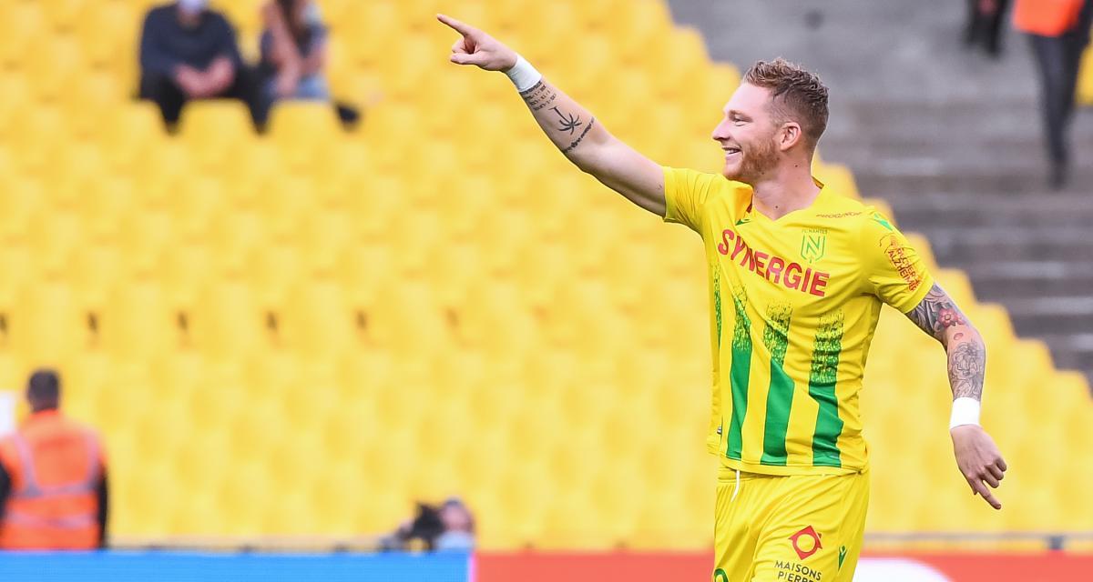 FC Nantes – ASSE (2-2) : Les Verts récompensent le jeune supporter qui avait fait face à Emond