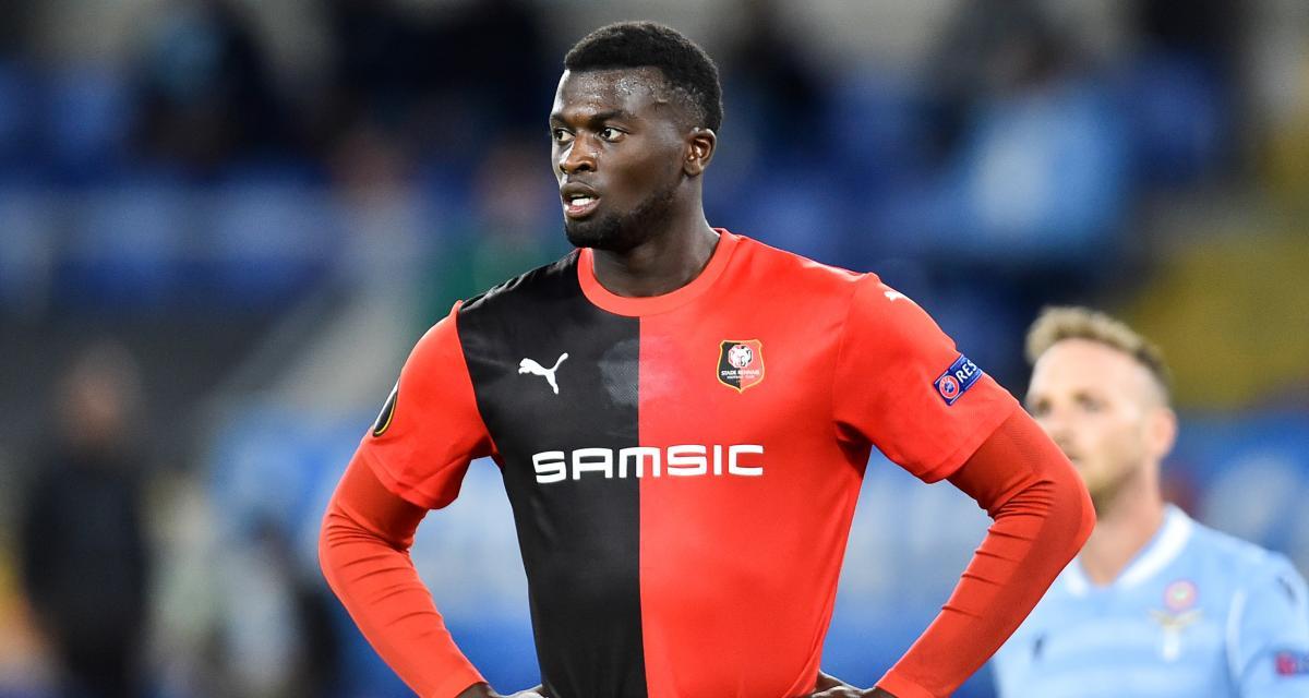 Stade Rennais : détourné de l'ASSE, M'Baye Niang envoie un message fort à Julien Stéphan