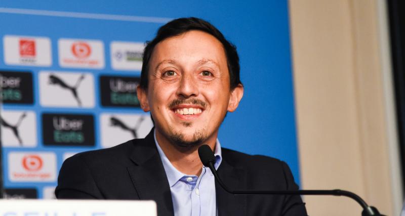 OM - Mercato : les quatre nouveaux chantiers de Pablo Longoria