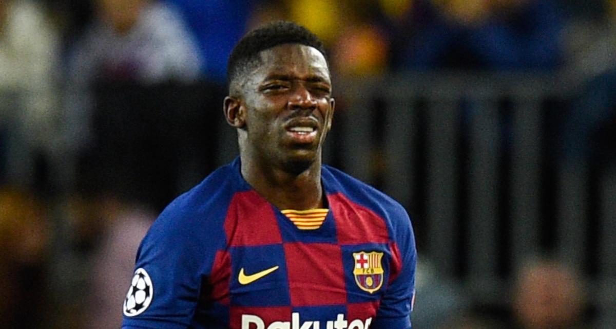 FC Barcelone - Mercato : Ousmane Dembélé encore et toujours sur le départ ?
