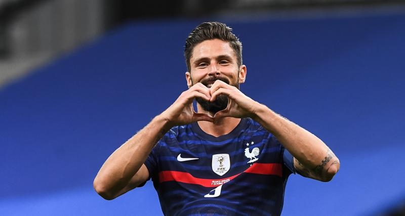 Equipe de France, Real Madrid : Olivier Giroud n'en veut pas à Karim Benzema