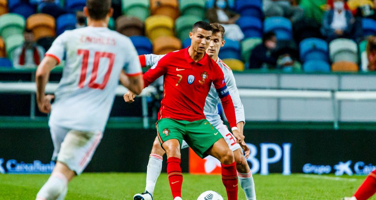 PSG- Mercato : Cristiano Ronaldo, un milieu de terrain, un nouvel entraîneur, les rumeurs arrivent à Paris...