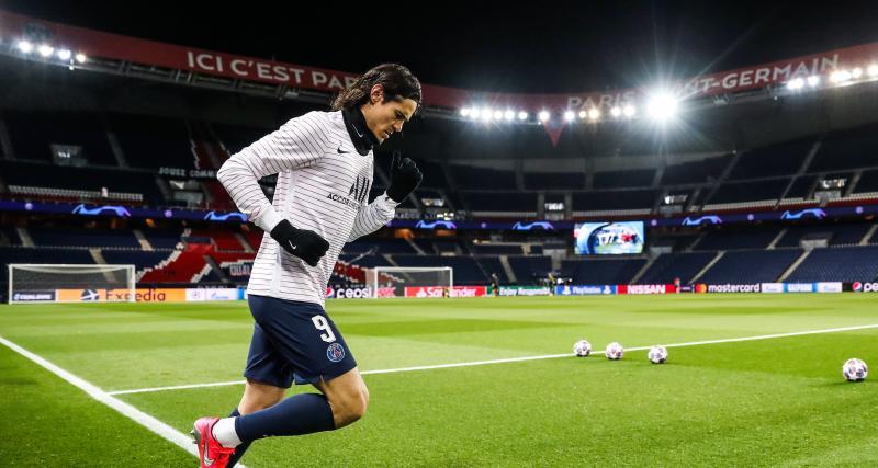 PSG : Edinson Cavani-Thiago Silva, retrouvailles très attendues