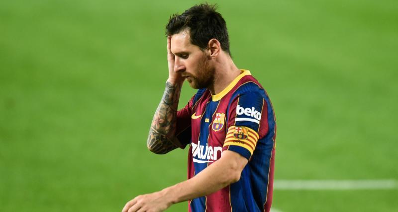 FC Barcelone - Mercato : Messi a torpillé ce chouchou de Koeman