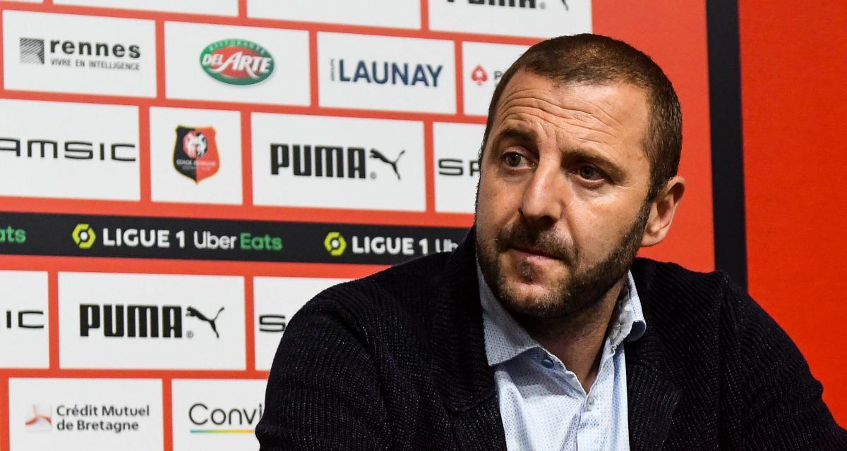 ASSE, Stade Rennais – Mercato : Forme, déclarations, avenir... Florian Maurice ne déballe pas le tapis rouge à M'Baye Niang