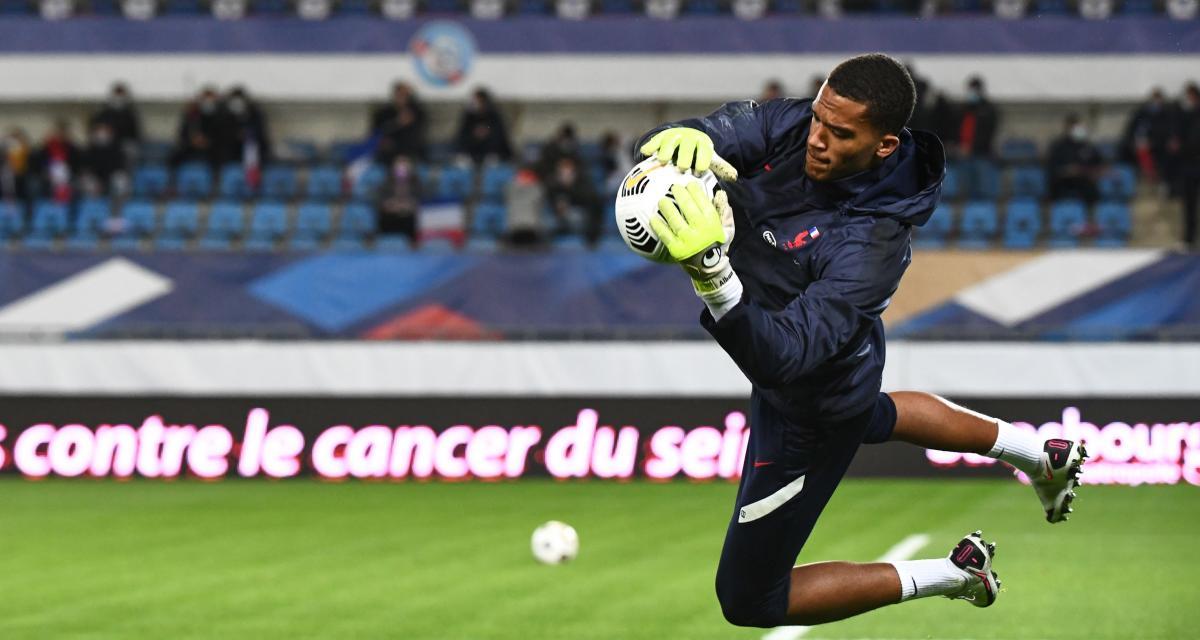 FC Nantes : le grand Alban Lafont est enfin de retour !