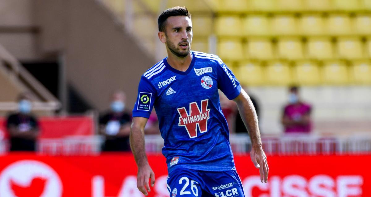 RC Strasbourg - Mercato : Adrien Thomasson a prolongé (officiel)