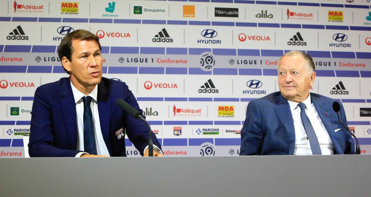 OL - Mercato : Rudi Garcia tend la main à Jean-Michel Aulas