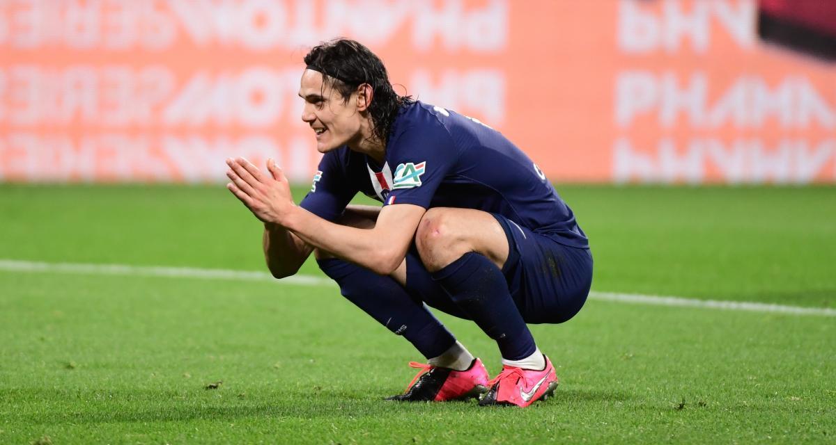 PSG - Mercato : Cavani se fait déjà allumer à Manchester United !