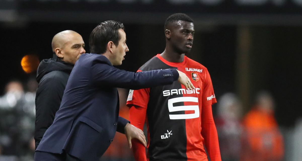 Stade Rennais - Mercato : Stéphan donne sa version du prêt avorté de Niang à l'ASSE