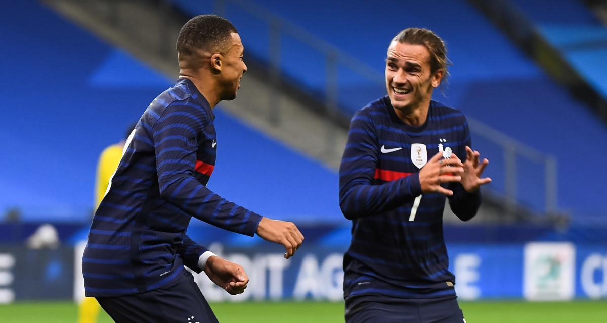 Ligue des Nations : Croatie - France, les Bleus avec Griezmann, Mbappé et Martial