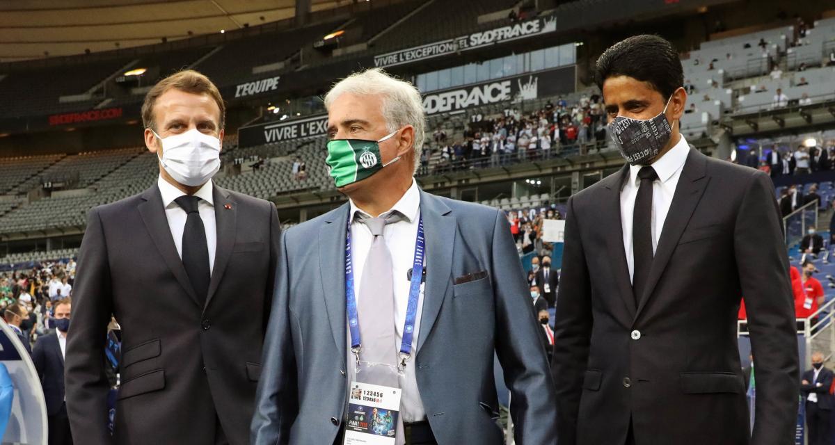 PSG, OM, OL, ASSE, FC Nantes, RC Lens : huis clos, emprunts pour lutter contre la crise Mediapro… il y a du nouveau !