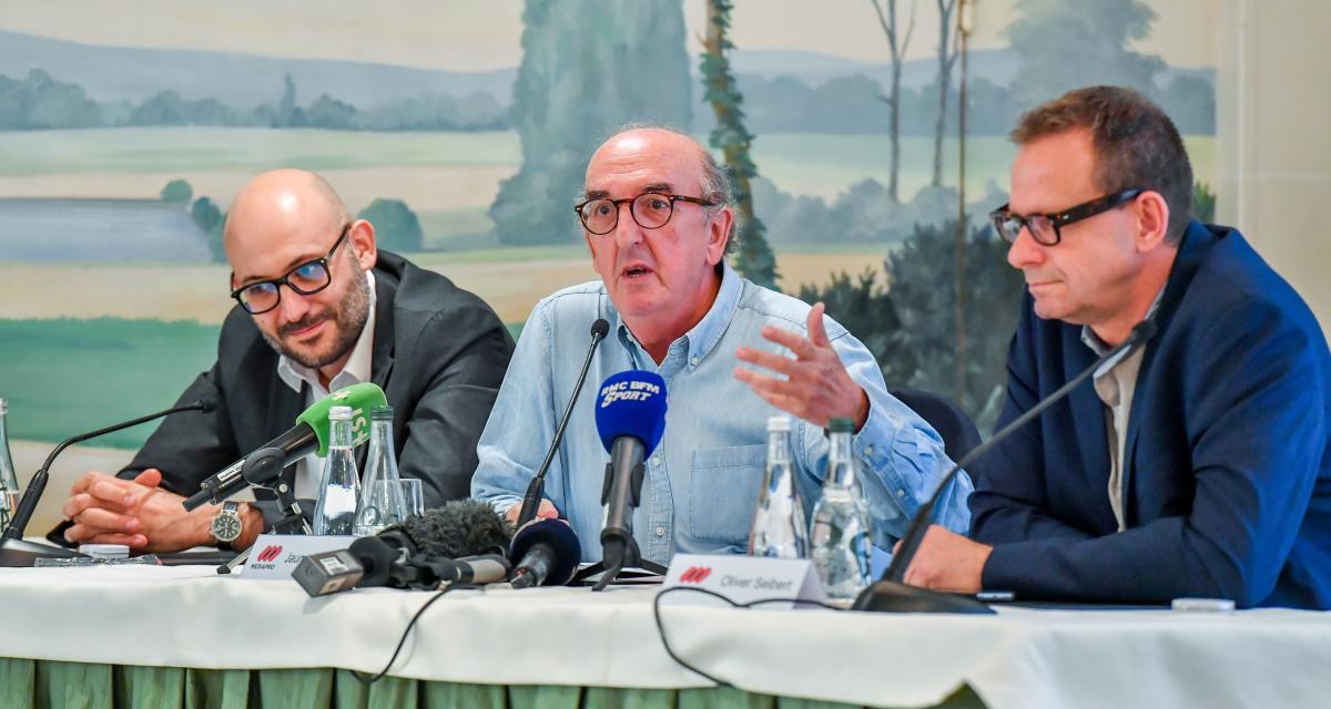 PSG, OM, OL, ASSE, FC Nantes, RC Lens : le responsable de la crise Mediapro - LFP dévoilé