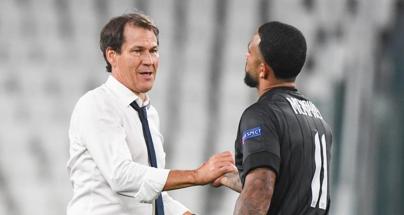 OL : une très bonne nouvelle pour Garcia avec Depay